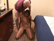cockslut latina went for