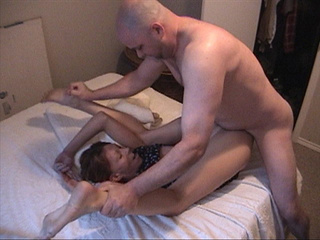 mature buttfucked