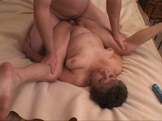 Bbw tied up and fucked