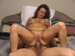 Buttfucked mature woman
