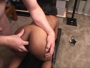 black damsel's small ass
