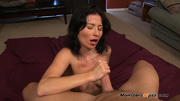 sexy naked lady doing