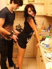 Teen couple passionate fuck - XXXonXXX - Pic 2