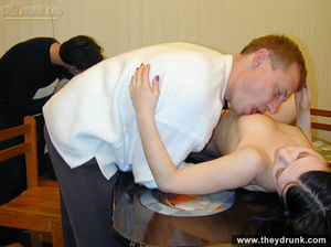 Two friends swap their smouldering bisex girls for a satisfying suck and fuck - XXXonXXX - Pic 3