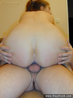 Big titted young chick teasing her guy, sucks him and gets his cock in her hungry pussy to be fucked in different positions - XXXonXXX - Pic 16