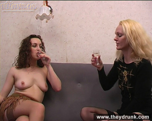 Young coquette lesbians have sexy fun with strip poker - XXXonXXX - Pic 7