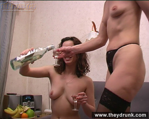 Young coquette lesbians have sexy fun with strip poker - XXXonXXX - Pic 12