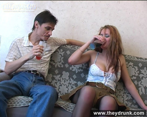 This long legged young chick seems to be willing to have sex with her boy - XXXonXXX - Pic 10