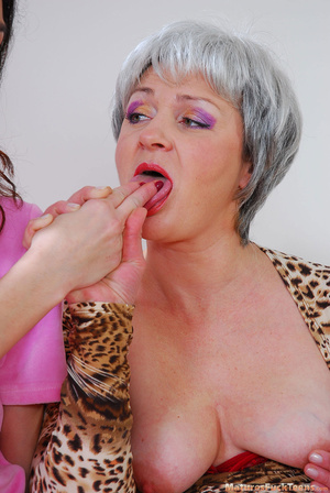 Hot mom spanks pinky girl for masturbation and makes her obedient - XXXonXXX - Pic 14