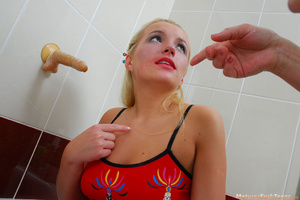 Mom and daughter go horny in the bathroom - XXXonXXX - Pic 5