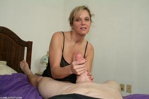 Horny MILF begs hunk to slobber her with his jizz - XXXonXXX - Pic 10
