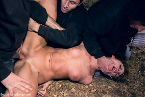Red chick roped and banged violently by  - XXX Dessert - Picture 5