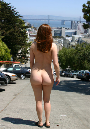 Hot sexy chicks looking seductive nude in public makes even a dog stop to stare - XXXonXXX - Pic 2