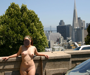 Hot sexy chicks looking seductive nude in public makes even a dog stop to stare - XXXonXXX - Pic 3