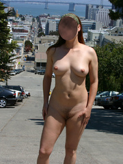 Hot sexy chicks looking seductive nude in public - XXXonXXX - Pic 4