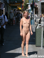 Cute nude girls with stunning figures walking nude - XXXonXXX - Pic 4