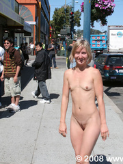 Cute nude girls with stunning figures walking nude - XXXonXXX - Pic 5