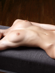 Blonde gal in striped lingerie pounding - XXX Dessert - Picture 9