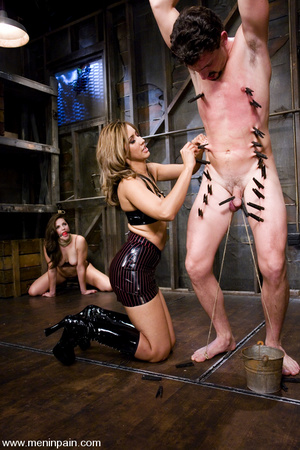 Hot and cool submissive man gets punishe - XXX Dessert - Picture 3