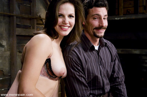 Hot and cool submissive man gets punishe - XXX Dessert - Picture 15