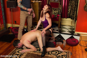 Beautiful horny woman enjoying fetish fu - XXX Dessert - Picture 13