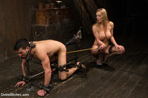 Sporty young man is gets new sex bondage - XXX Dessert - Picture 15