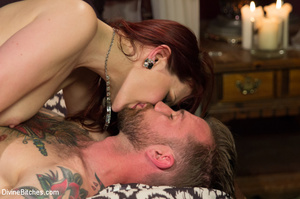 Hot and fetish lady enjoys playing hard  - XXX Dessert - Picture 10
