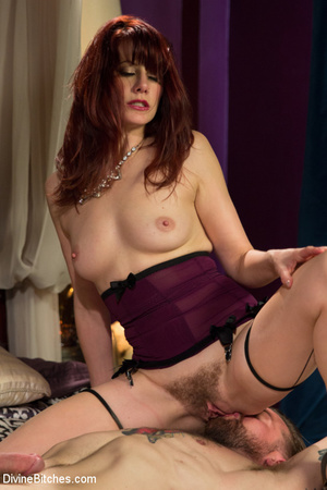 Hot and fetish lady enjoys playing hard  - XXX Dessert - Picture 14