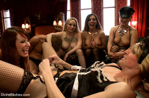 Some fierce female fatales enjoy fucking - XXX Dessert - Picture 9