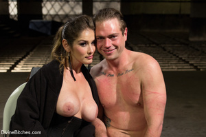 Fatale young lady loved dominating helpl - XXX Dessert - Picture 9