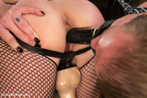 Fatale young lady loved dominating helpl - XXX Dessert - Picture 10