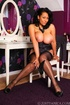 Slutty danica in nylons strutting her hot big…