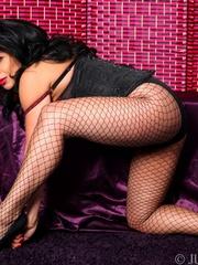 Ava she stockings my stocking sex pantyhose flirt