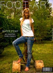 perfect symmetrical feet sublime