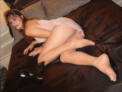 Real women are seductive whereever - Sexy Women in Lingerie - Picture 5