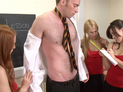 Pervert is wanked, sodomized, and spanked by his - XXXonXXX - Pic 5