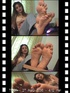 Grand foxy feet with such impressive soles easing…