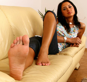 Delightful soles ready to satisfy your comforts