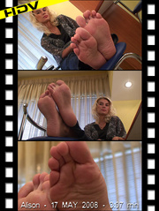 gorgeous delightful soles toes