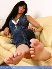 gorgeous delightful soles and