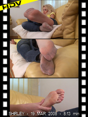 plumpy soles and luscious