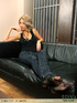 Glamour made for real sensual joy from great soles and toes