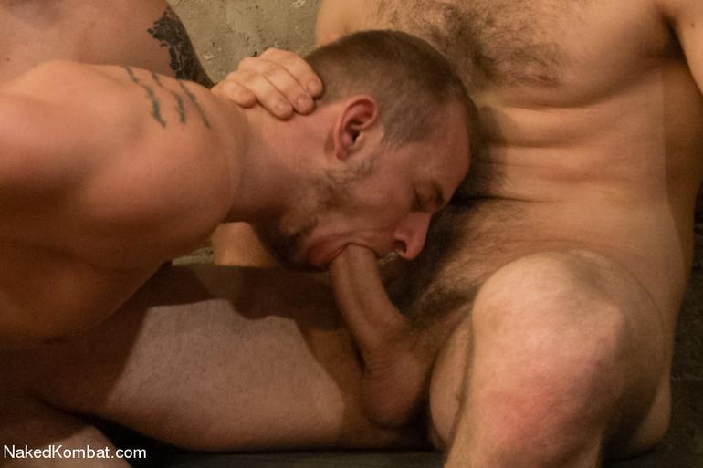 Gay Guy Sucking Cock