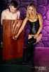 Beautiful blonde in black punishes and tease her guy squeezing his balls