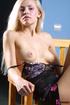 A slutty blond can make up drop in her seductive…