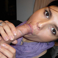 Naughty Jane sucks a cock in a change - XXX Dessert - Picture 12