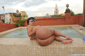 ass, latina, vacation, wife