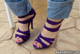beautiful, foot, pornstar, pretty