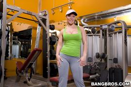 ass, milf, workout, young