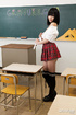 Young sexy Asian school girl shows off her sweet…